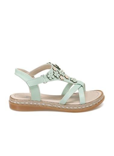 Seven Sandalet Yeşil